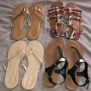 Bundle of Sandals